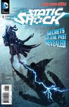 Static Shock # 8 (The New 52)