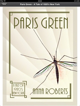 Paris Green - a tale of 1920's New York