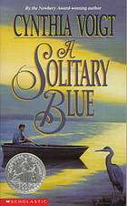A Solitary Blue by Cynthia Voigt