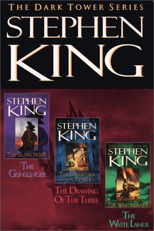 The Dark Tower, Books 1-3 by Stephen King