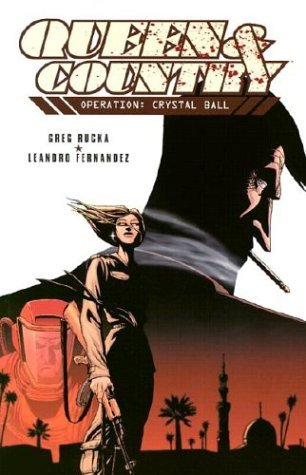 Queen and Country, Vol. 3 by Greg Rucka