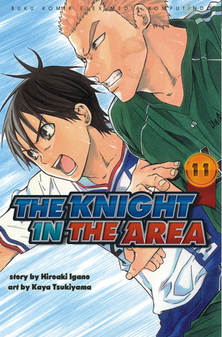 The Knight in the Area, Vol. 11 (The Knight in the Area, #11)