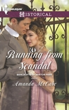Running from Scandal by Amanda McCabe