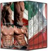 The Santini Collection (The Santinis, #1-4)