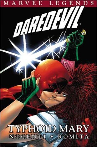 Daredevil Legends, Vol. 4: Typhoid Mary