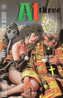 A1 Book Three by Alan Moore
