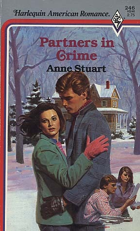 Partners In Crime by Anne Stuart