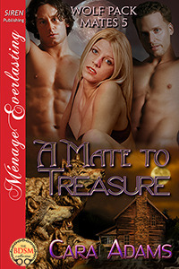 A Mate to Treasure (Wolf Pack Mates, #5)