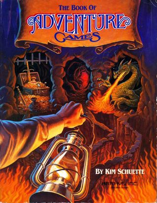 The Book of Adventure Games