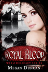 Royal Blood, a Paranormal Romance (Warm Delicacy Series Books 1-3)