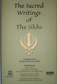 Selections from the Sacred Writings of the Sikhs