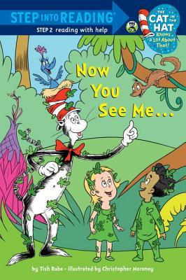 Now You See Me... (Dr. Seuss/Cat in the Hat)