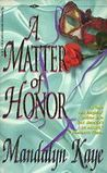 A Matter of Honor (Adventures #3)