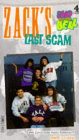 Zack's Last Scam (Saved by the Bell, #5)