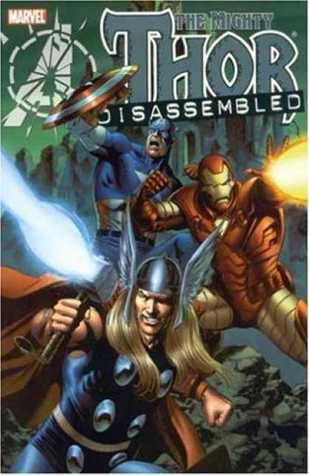 Avengers Disassembled by Michael Avon Oeming