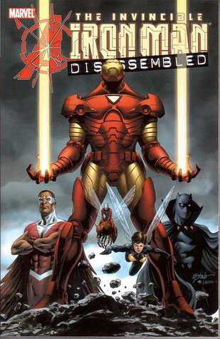 Avengers Disassembled by Mark Ricketts