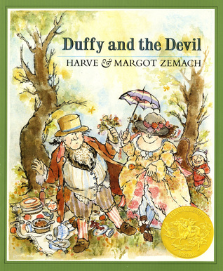 Duffy and the Devil by Harve Zemach