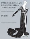 """Fashion Drawings and Illustrations from """"Harper's Bazar"""""""