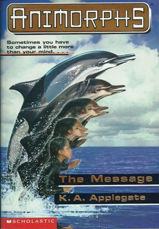 The Message by Katherine Applegate