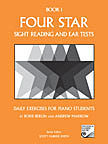 Four Star Sight Reading and Ear Tests: Book 1