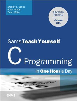 Sams Teach Yourself C in One Hour a Day
