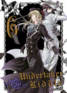 Undertaker Riddle, Vol. 6 (Undertaker Riddle, #6)