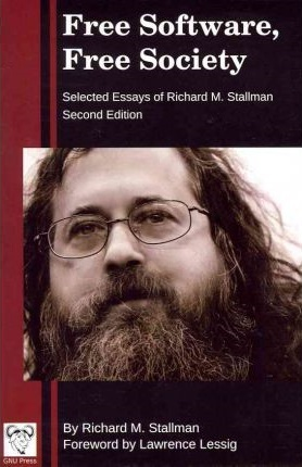 collected essays of richard stallman