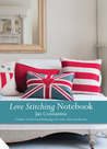 Love Stitching Notebook - Flags
