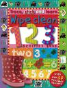 Trace, Stick and Learn Wipe Clean 123 Activity Book