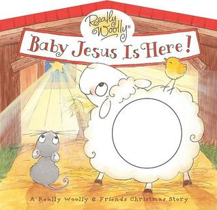 Baby Jesus Is Here! by Thomas Nelson