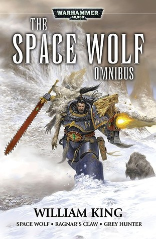 Space Wolf by William King