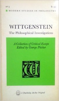 wittgenstein essays This third volume of the monumental commentary on wittgenstein's philosophical investigations covers sections 243-427, which constitute the heart of the book like the previous volumes, it consists of philosophical essays and exegesis the thirteen essays cover all the major themes of this part of wittgenstein's masterpiece: the private.