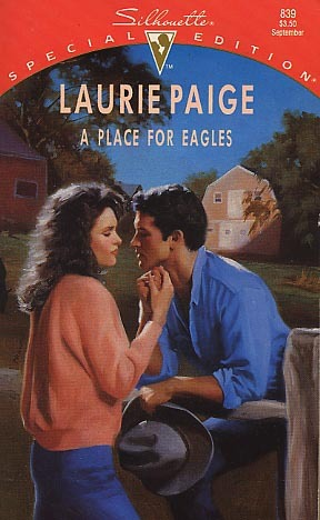 Place For Eagles (Wild River Trilogy) (Silhouette Special Edition, No 839)