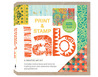 Print and Stamp Lab Kit: A Creative Art Kit, Includes instruction and tools for making your own awesome stamps and printed art Burst: featuring a 32-page book with instruction and ideas