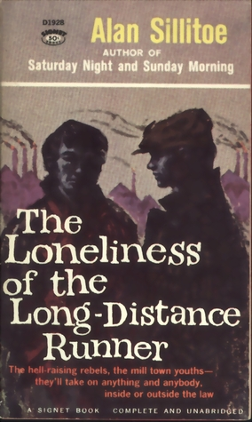 """the loneliness of the long distance runner essay The loneliness of the long distance writer  i'm working with a fantastic editor at  the nervous breakdown on my second essay, """"the bodhisattva  for me, being  a writer is like being a runner, and i tell my students this."""