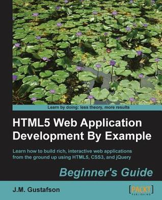 Html5 Web Application Development by Example