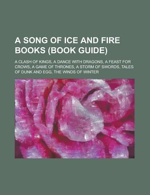 A song of ice and fire books goodreads