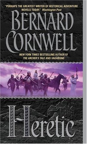 Heretic by Bernard Cornwell