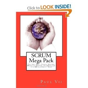 Scrum Mega Pack For the Agile Scrum Master, Product Owner and Development Team