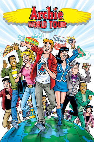 Archie's World Tour by Alex Simmons