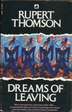 Dreams of Leaving by Rupert Thomson