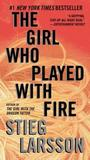 The Girl Who Played with Fire (Millennium, #2)