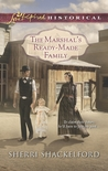 The Marshal's Ready-Made Family (Prairie Courtships, #2)