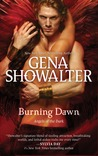 Burning Dawn (Angels of the Dark, #3)