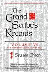 The Grand Scribe's Records: The Basic Annals of Pre-Han China
