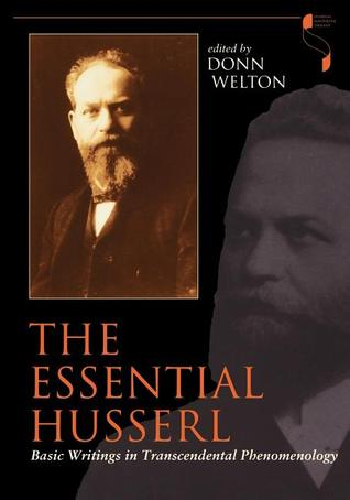 The Essential Husserl by Edmund Husserl