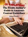 In Violation! The Erotic Author's Guide to Amazon's Content Guidelines