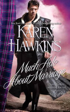 Much Ado About Marriage (MacLean Curse, #6, Hurst Amulet Prequel)