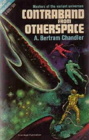 Contraband from Otherspace (Grimes in the Rim World, #2)