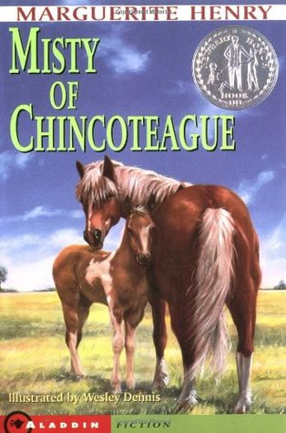 Misty of Chincoteague by Marguerite Henry